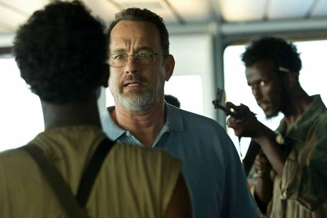 Tom Hanks som Captain Phillips