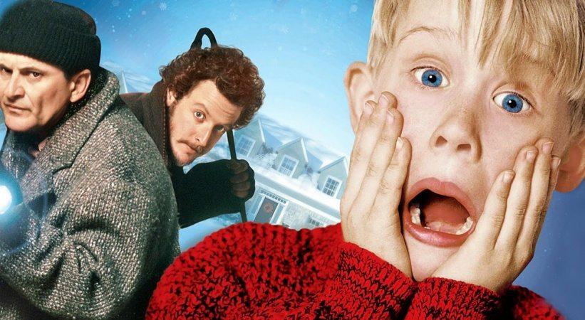 Ensam Hemma - ett måste för julafton
