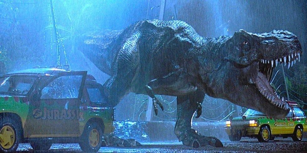 "Dinosaurie i ""Jurassic Park"""