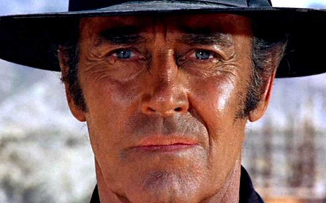 Henry Fonda som Frank i Once Upon a Time in the West