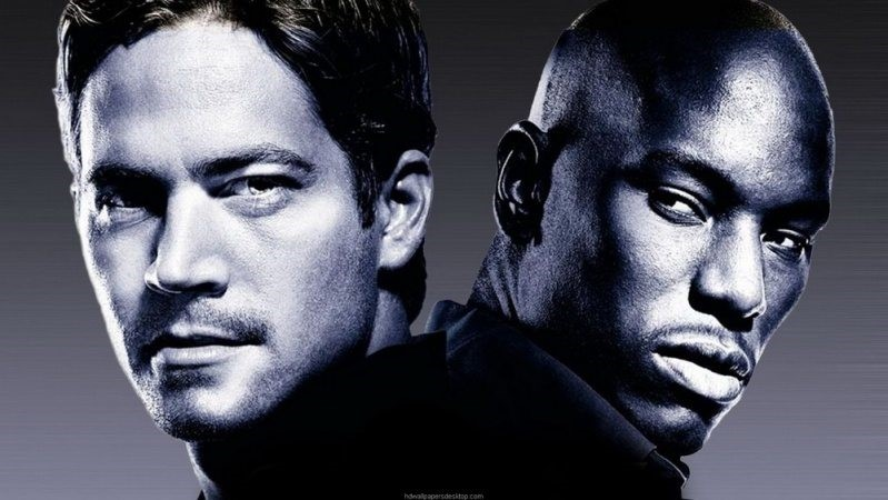 Poster till The Fast and the Furious