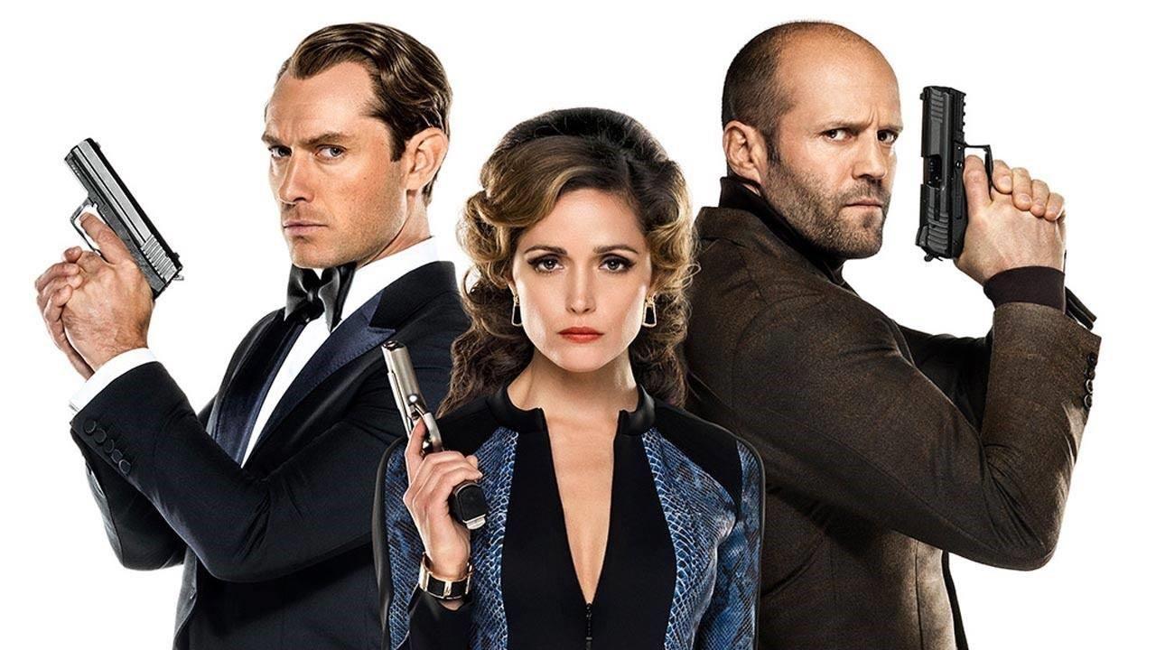 """Ensemblen i """"Spy"""" en komedifilm."""