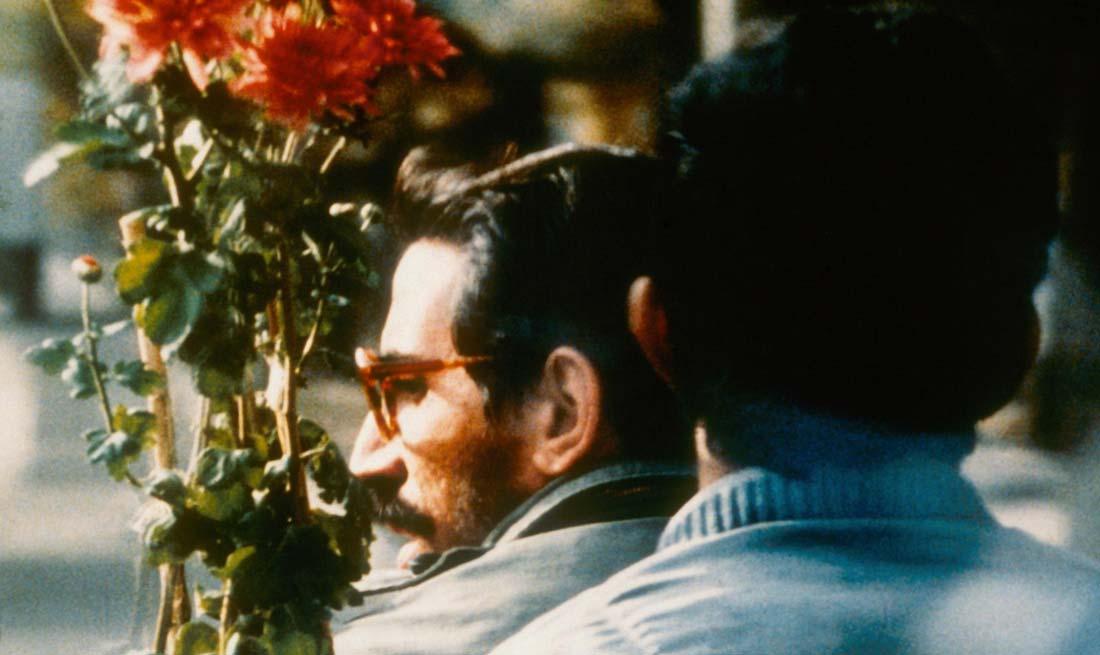"""Stillbild ur meta-filmen """"Close-Up"""""""