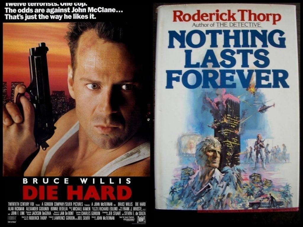 11 filmer du inte visste var baserade på böcker