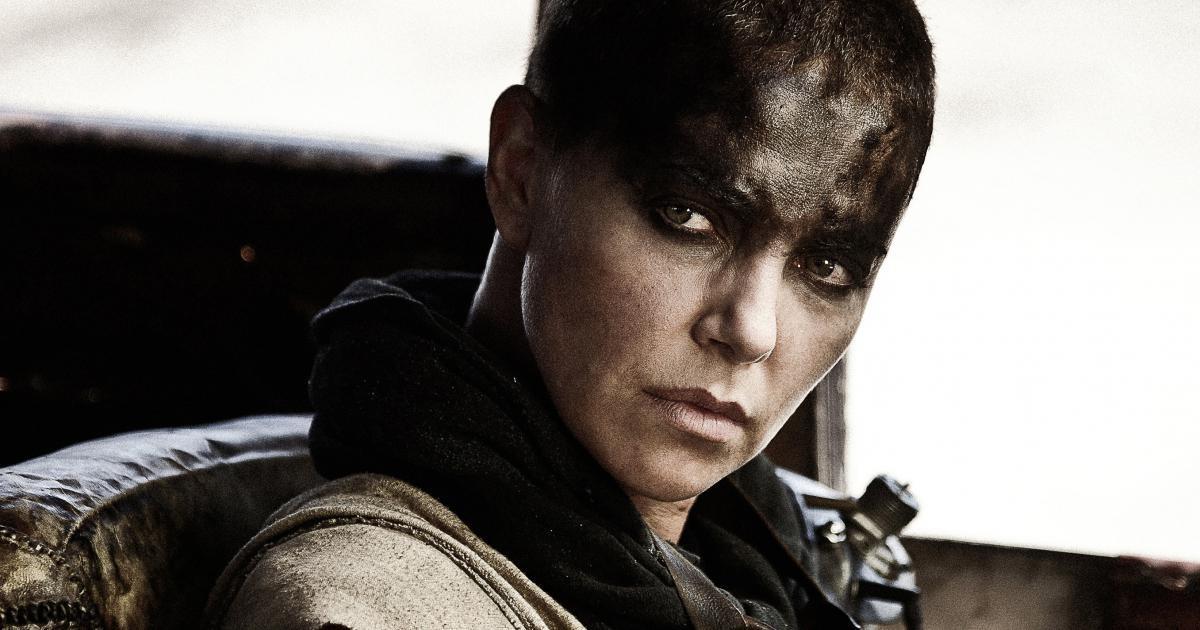 Charlize Theron i Mad Max: Fury Road