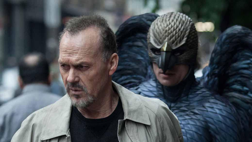 Michael Keaton i Birdman