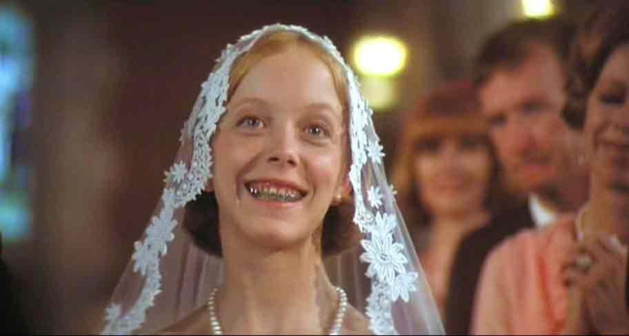 Amy Stryker i Oh, vilket bröllop av Robert Altman.