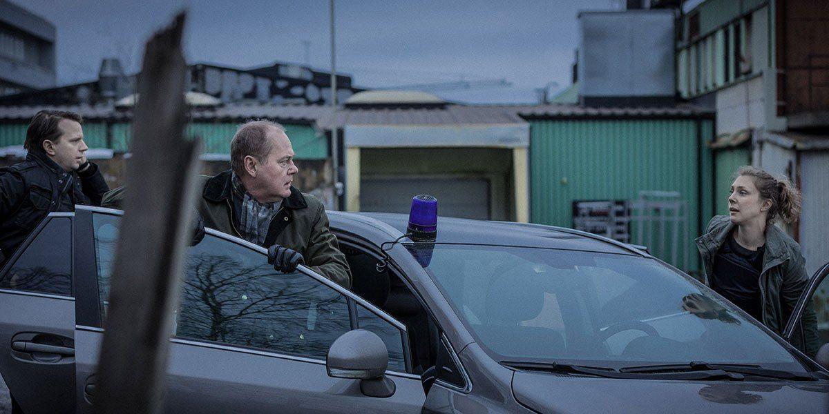 Recension: Gunvald (2016) - sista filmen med Persbrandt