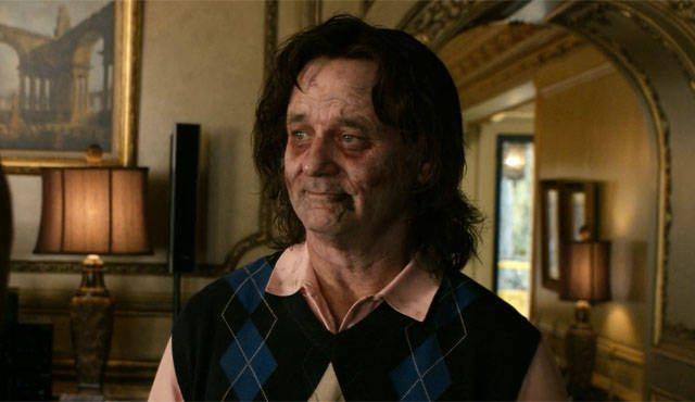 Bill Murray som Zombie