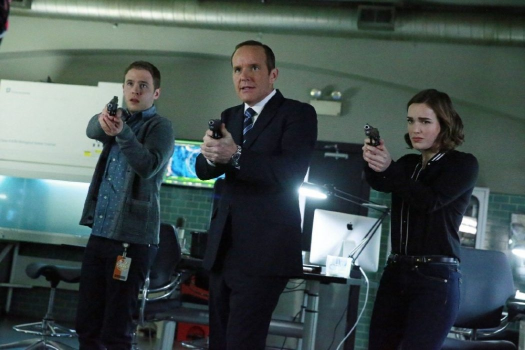 Agents of shields.