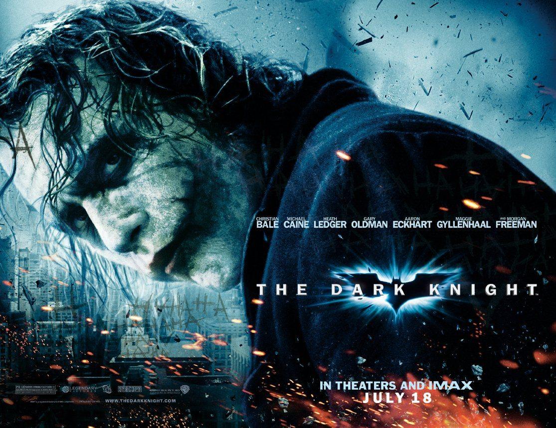 Dessa filmerna i The Dark Knight-trilogin är de bästa som gjorts om Batman!