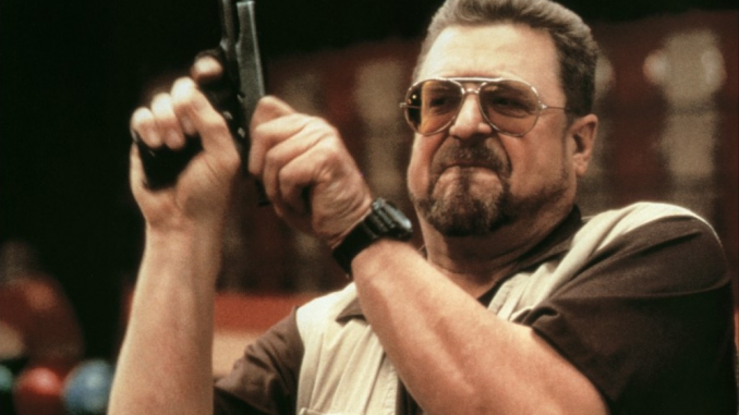 "John Goodman i ""Big Lebowski"""