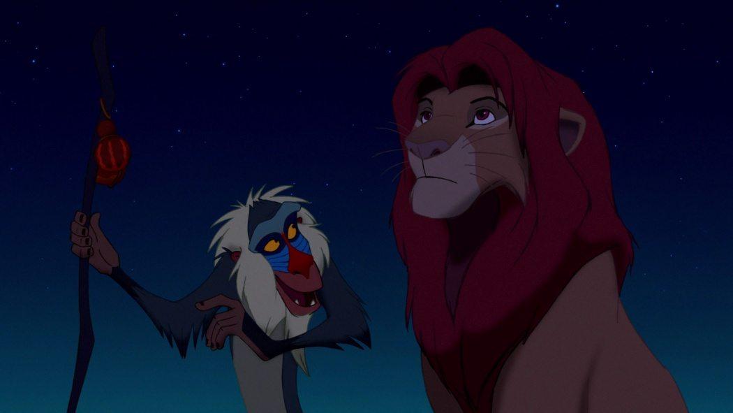 - Rafiki, The Lion King (1994)