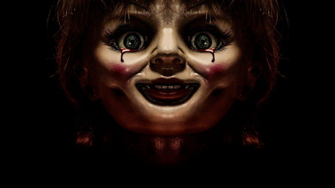 Dockan Annabelle.