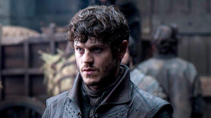 Iwan Rheon som Ramsay Snow Bolton i Game of Thrones.