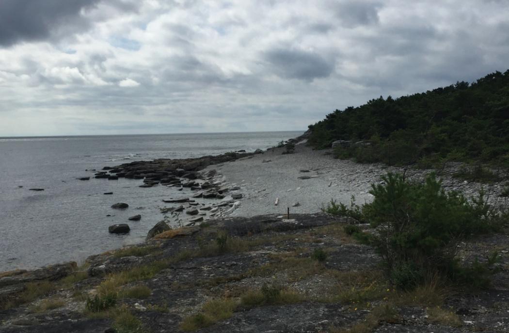 Inspelningsplats för Persona. Foto: Gustav Larsed
