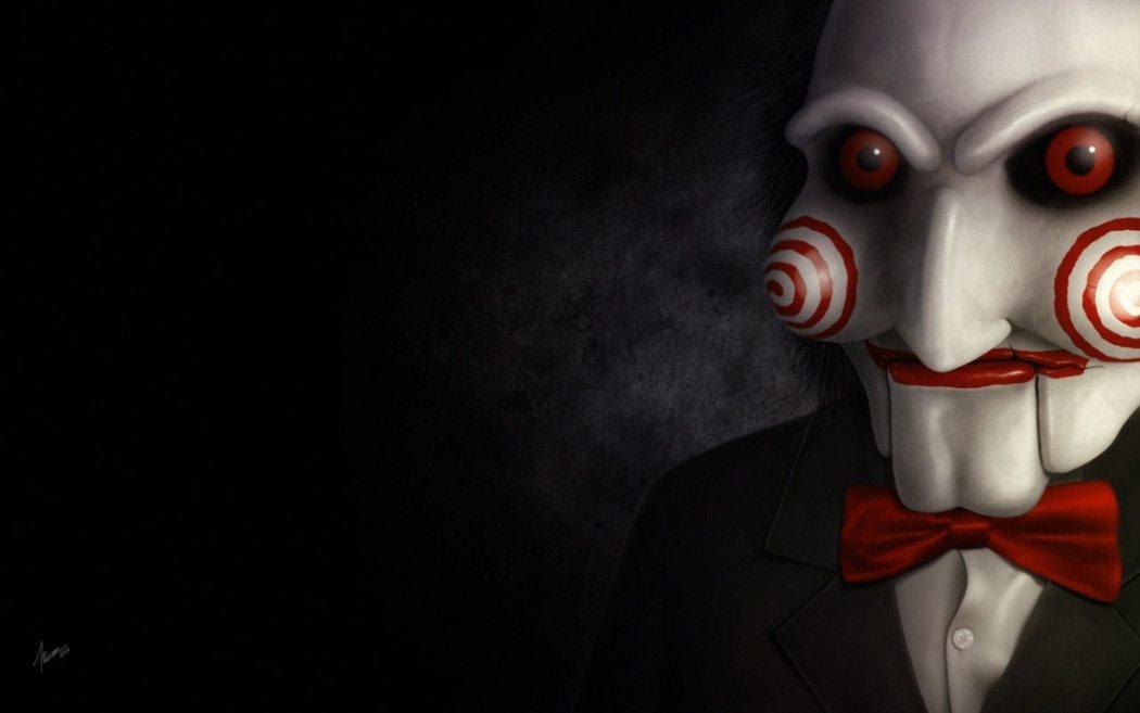 Poster från filmen Saw 2.