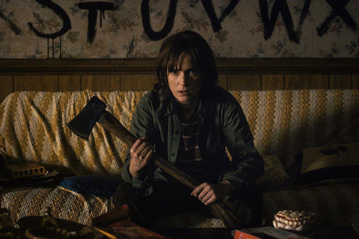 Winona Ryder som Joyce Byers Foto: Netflix