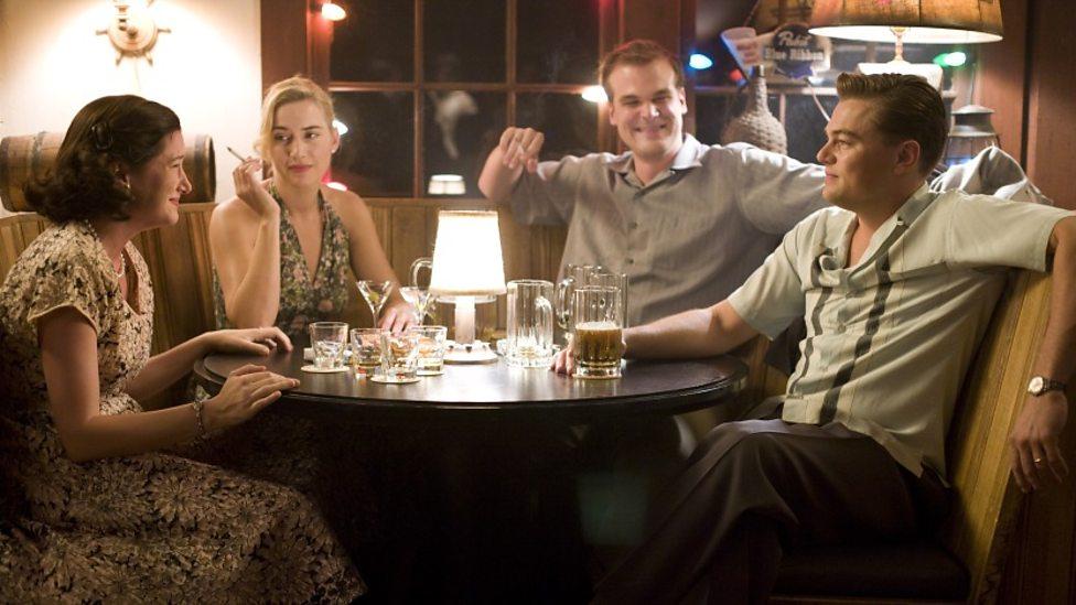 David, Kate, DiCaprio
