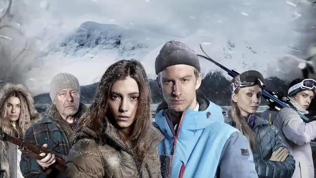Poster till TV-serien Svartsjön