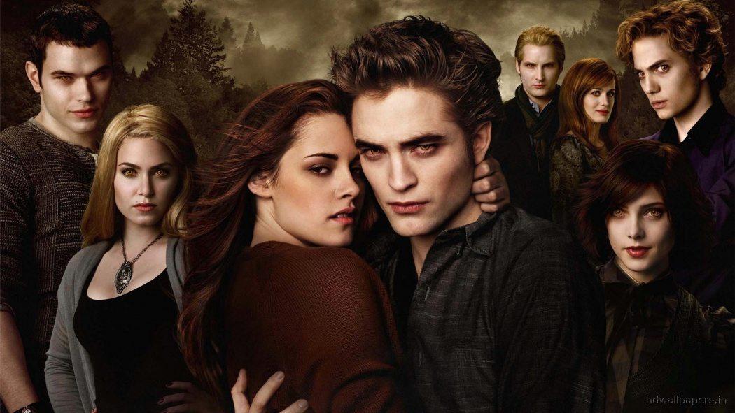 """Poster till """"Twilight"""""""