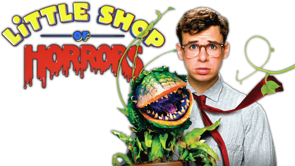 Poster till Little Shop of Horrors.