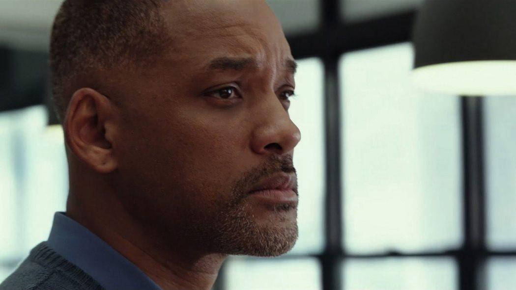Will Smith som Howard i Skönheten i allt.