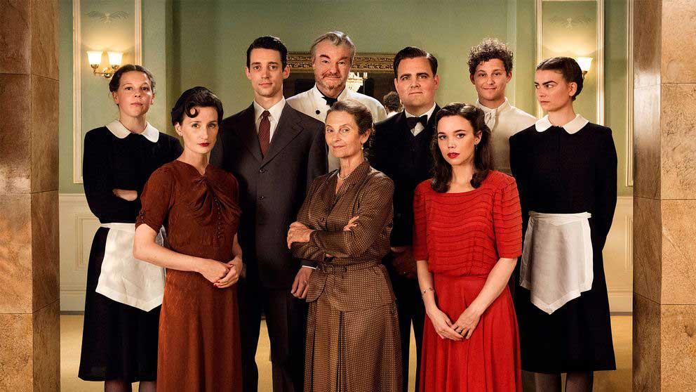 Bild från tv-serien Vår tid är nu.