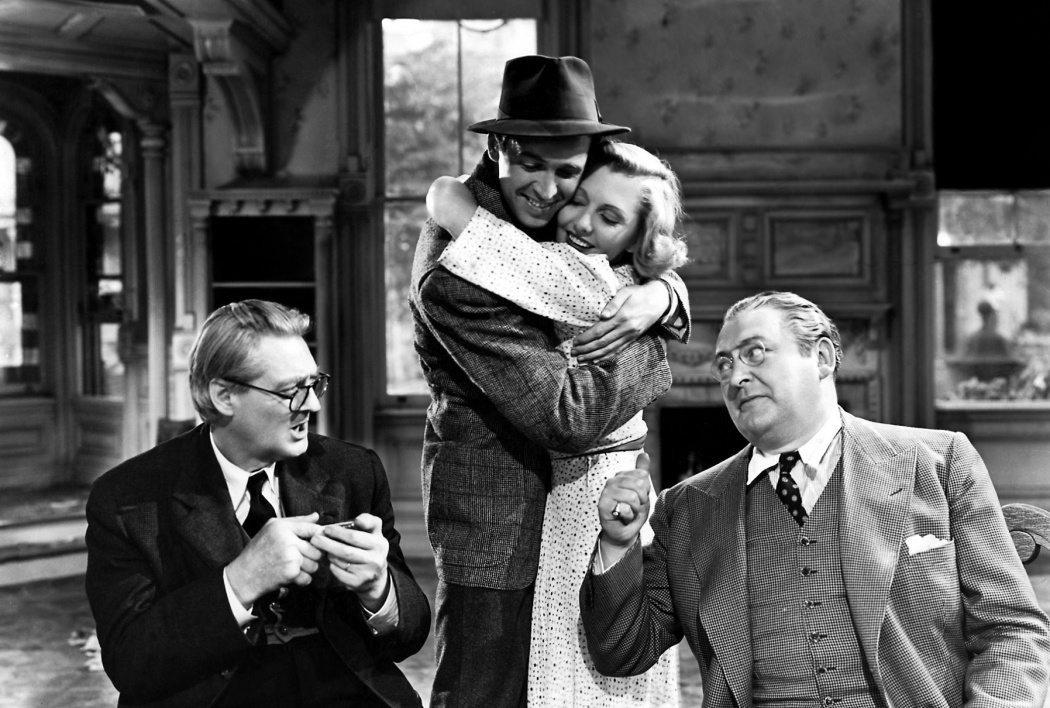 1938 års Oscarvinnare av bästa film, Komedin om oss människor