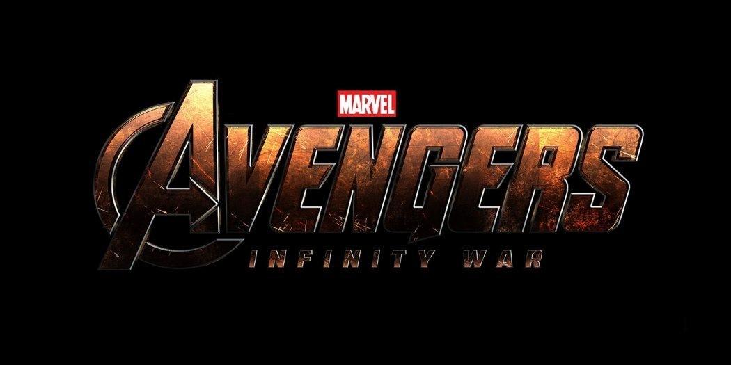 Logga från filmen Avengers: Infinity War - bästa filmer 2018