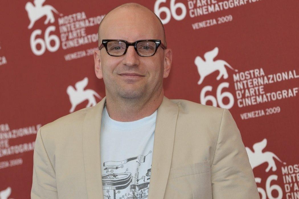 Regissören Steven Soderbergh.
