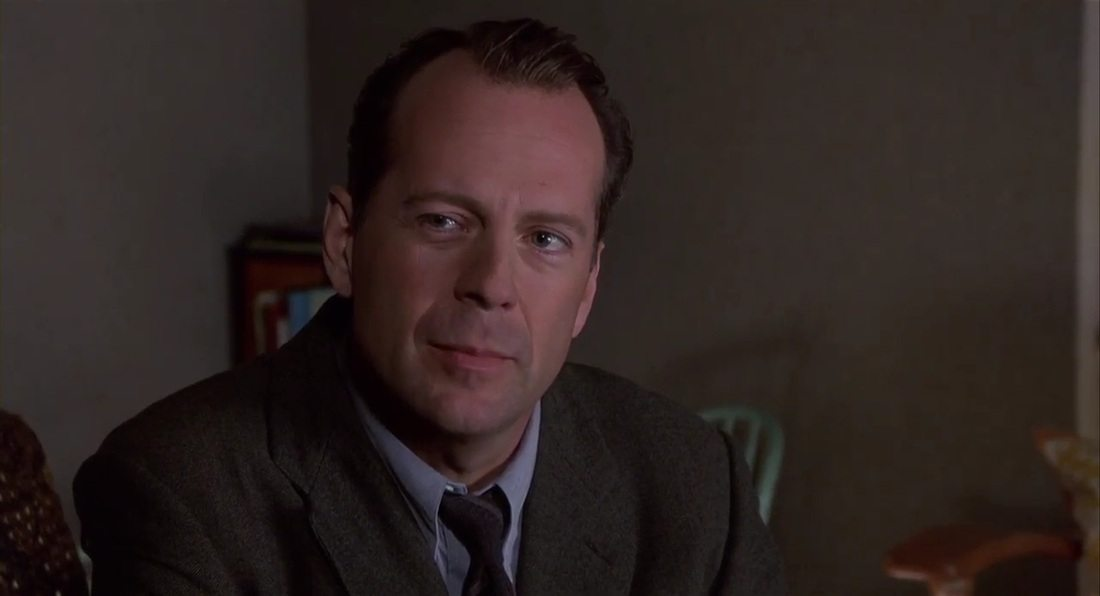 Bruce Willis i Sjätte sinnet