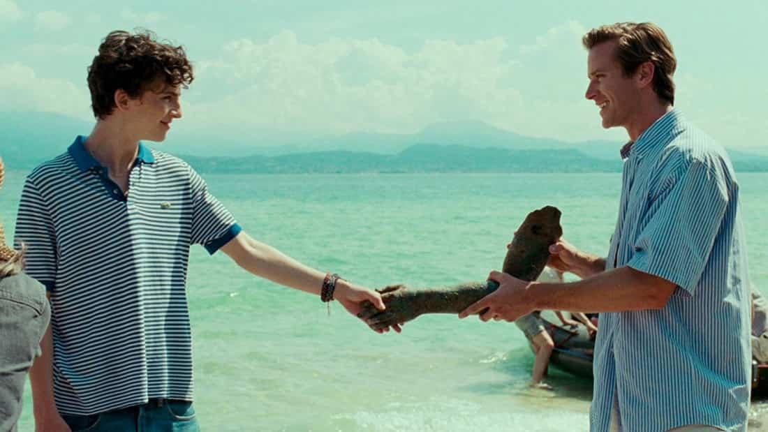 Call Me by Your Name en film med chans på Oscar för bästa film