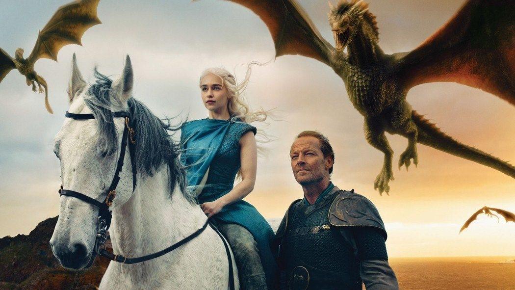 Poster för Game of Thrones säsong 7