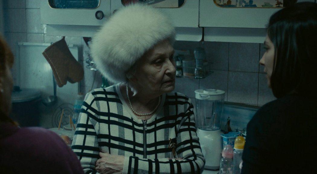 Bild ur Sieranevada - nya bra filmer 2017