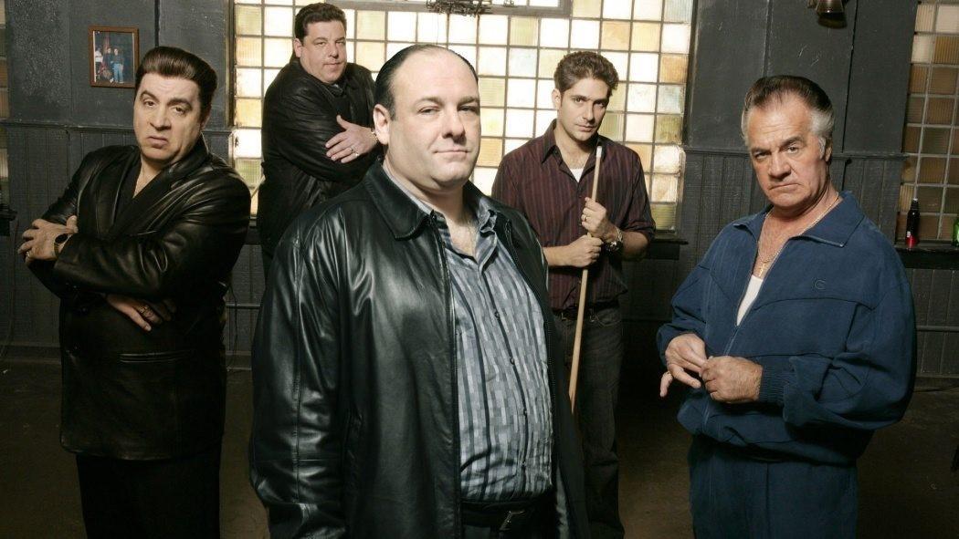 Bild från tv-serien The Sopranos.