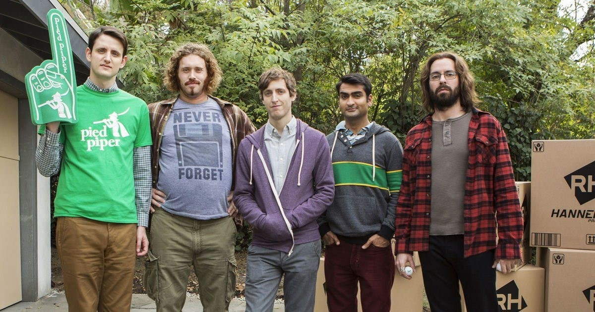 Silicon Valley HBO Nordic.