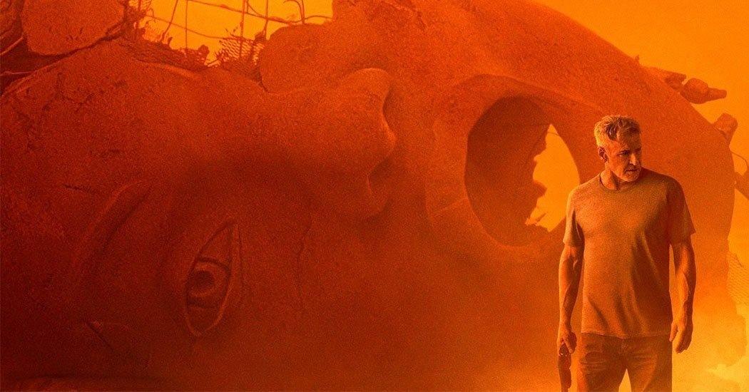"""Harrison Ford i """"Blade Runner 2049"""" av Denis Villeneuve"""