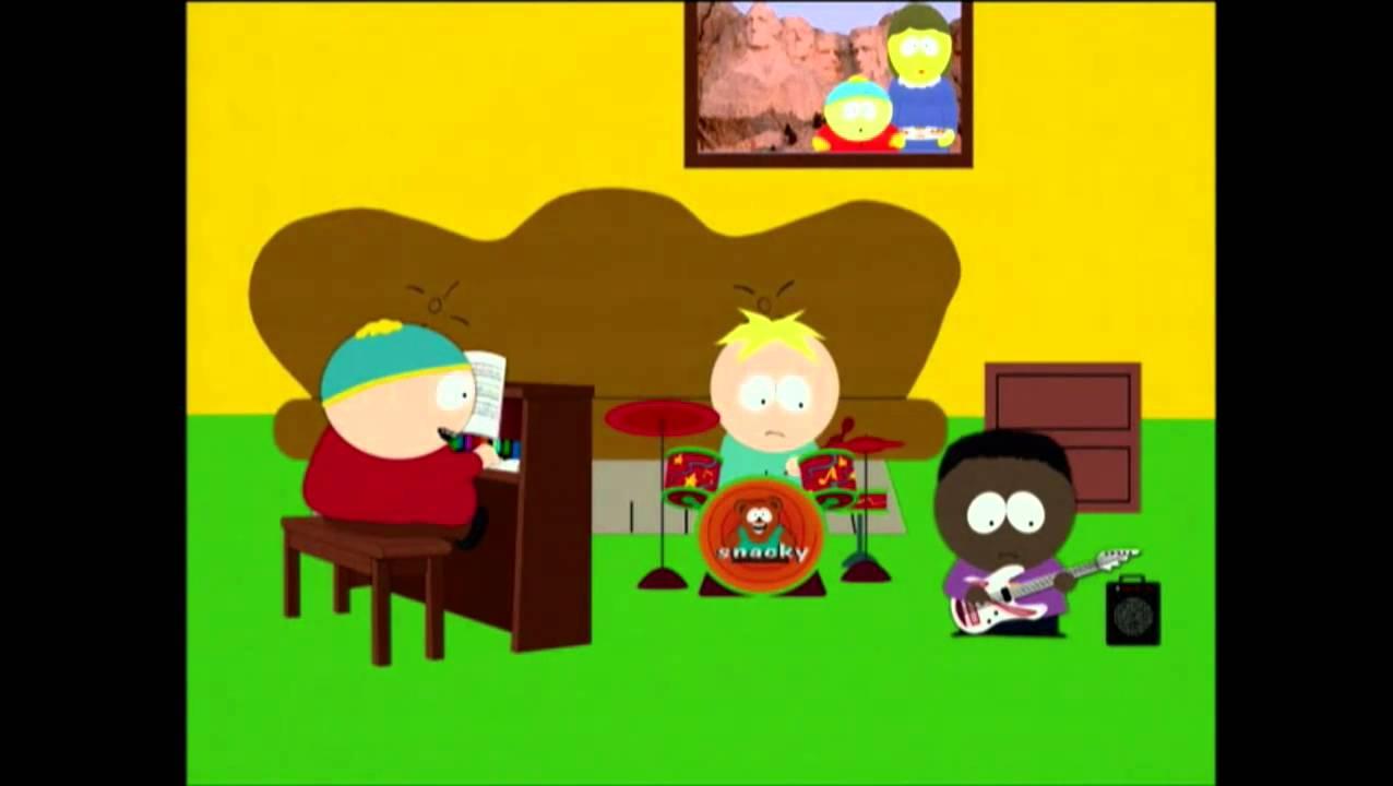 De fem bästa South Park-avsnitten