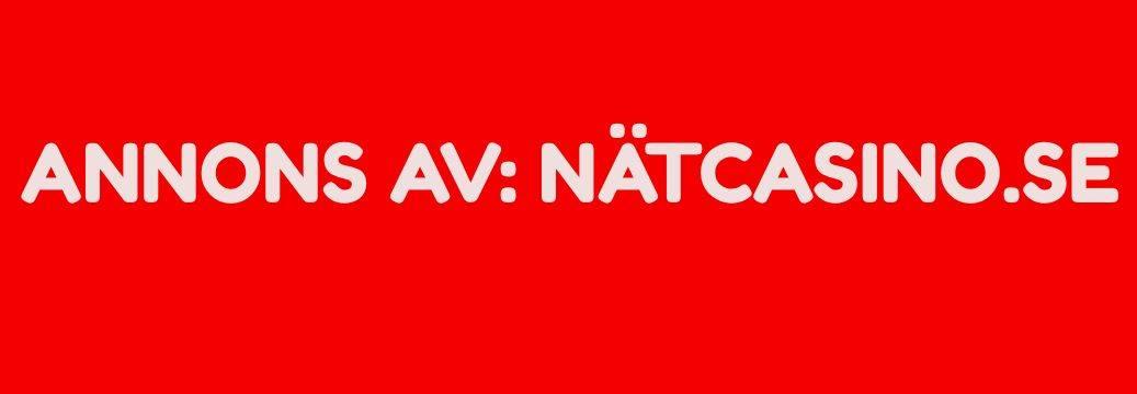 Annons av Nätcasino.se