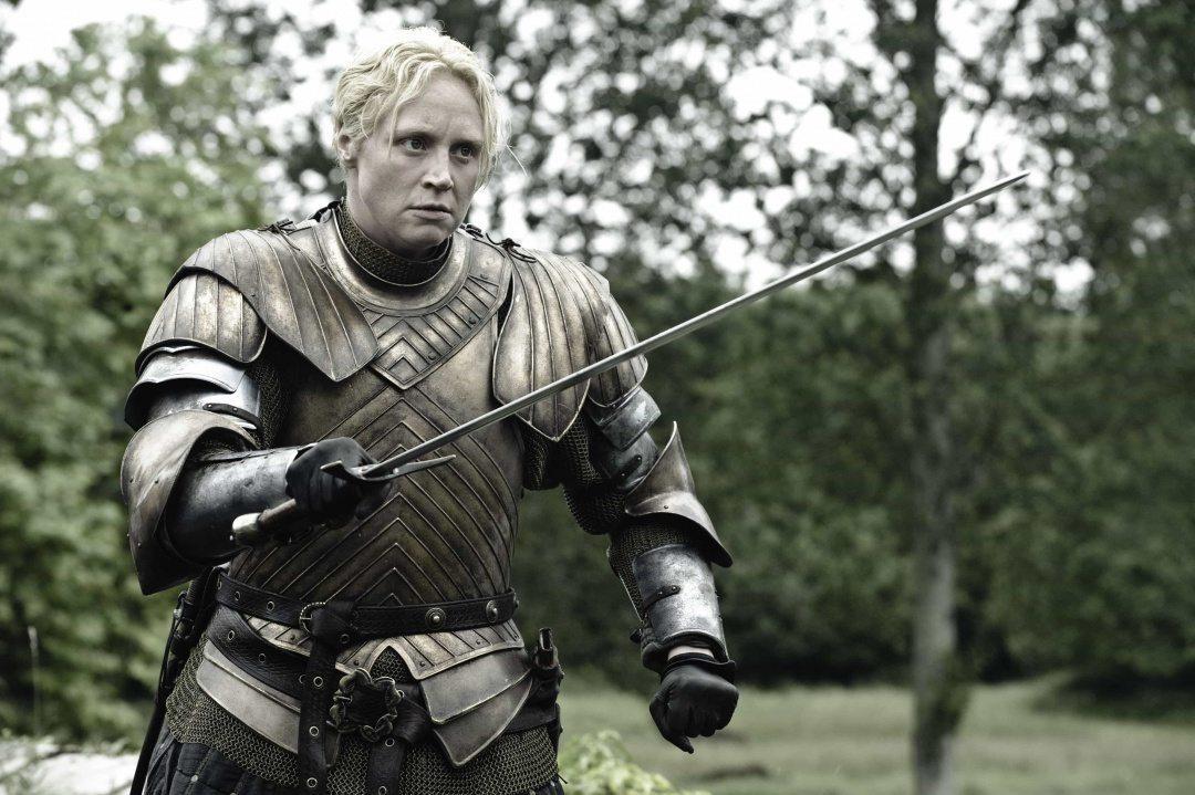 Gwendoline Christie i Game of Thrones