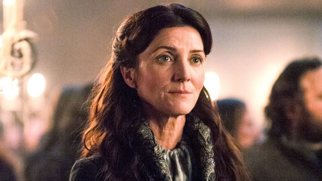 Michelle Fairley i Game of Thrones