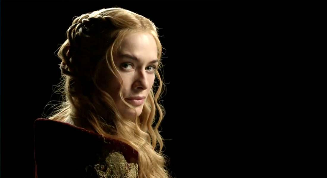 """Cersei Lannister i """"Game of Thrones"""""""