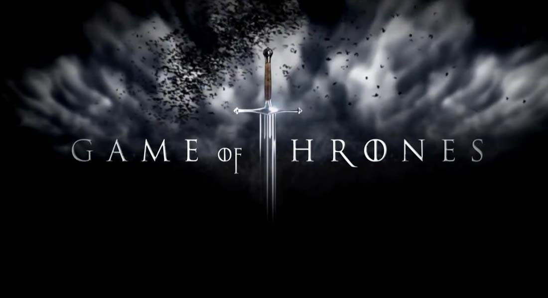 """Poster till """"Game of Thrones"""""""