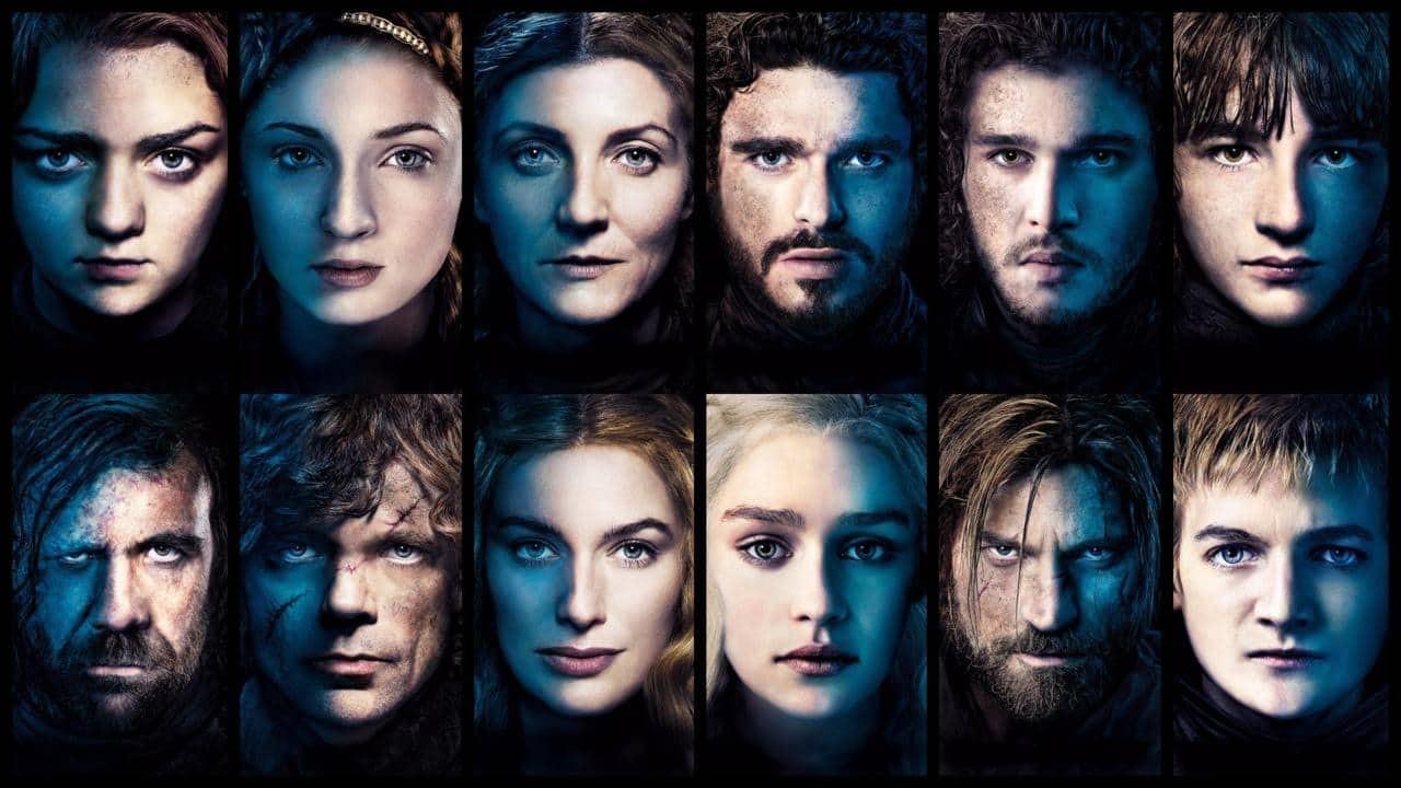 Ensemblen i Game of Thrones