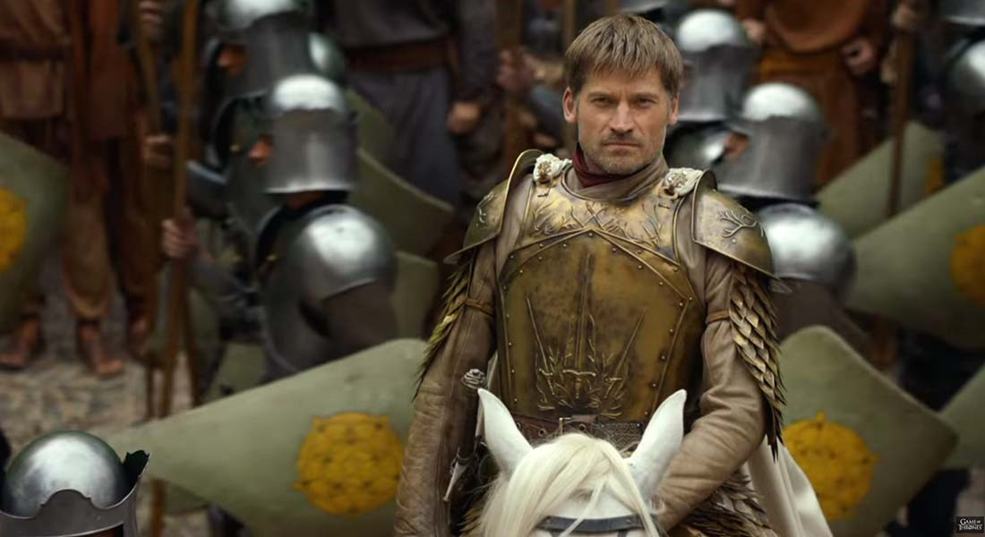 """Jaime Lannister i """"Game of Thrones"""""""