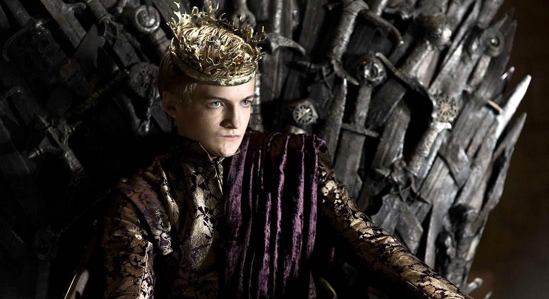 """Joffrey Baratheon i """"Game of Thrones"""""""