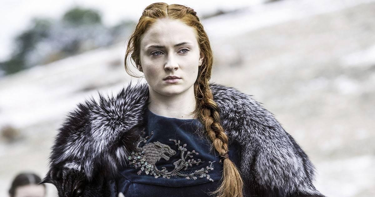 Sophie Turner i Game of Thrones