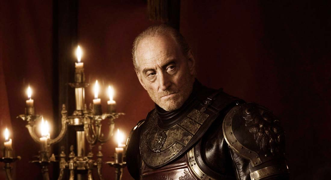 """Tywin Lannister i """"Game of Thrones"""""""