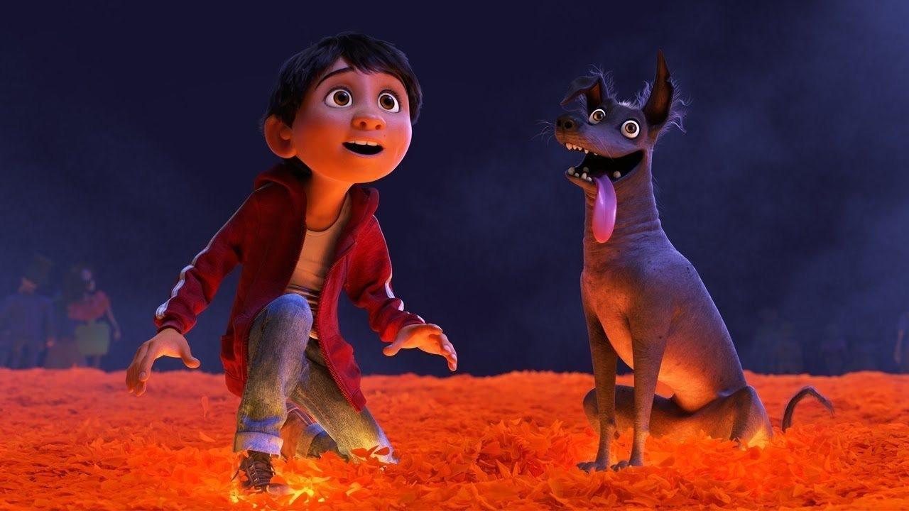Pixars nya film Coco